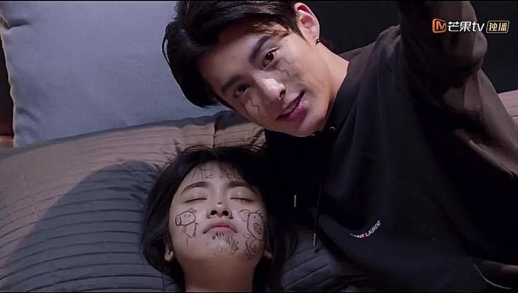 Vườn sao băng tập 13 và 14: Sam Thái và Đạo Minh Tự lại ngang nhiên ngủ chung giường