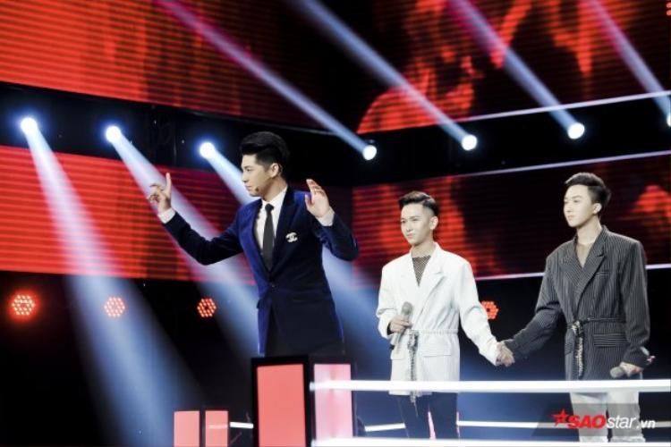 Noo Phước Thịnh -Tình một thuở của Á hậu Tú Anh và những bộ vest cực phẩm khiến fan nữ gục ngã tại The Voice 2018