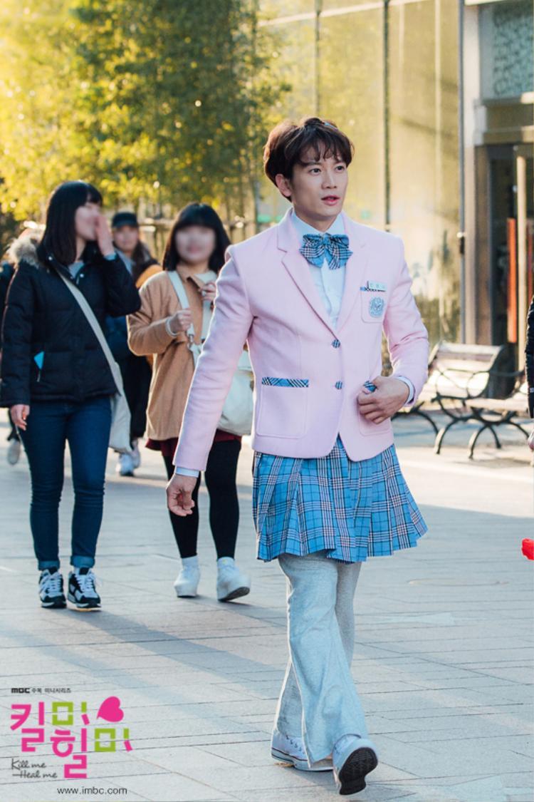 Điểm mặt hội 'người tình màn ảnh tài sắc vẹn toàn của Park Seo Joon  Ai mới là chân ái?