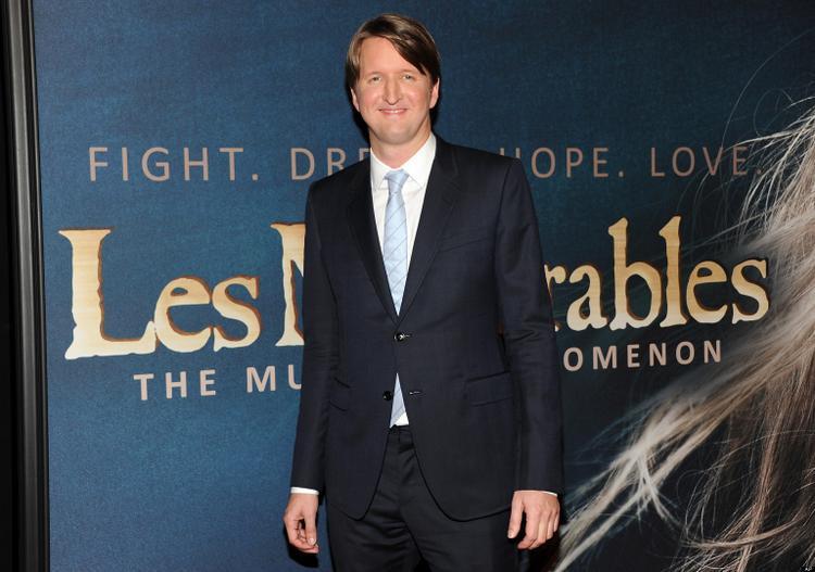 """Tom Hooper là người đứng sau thành công của phim nhạc kịch """"Les Misérables""""."""