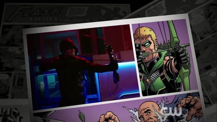 Siêu anh hùng truyền hình DC nhá hàng nóng hổi: Arrow, The Flash, Supergirl và Batwoman