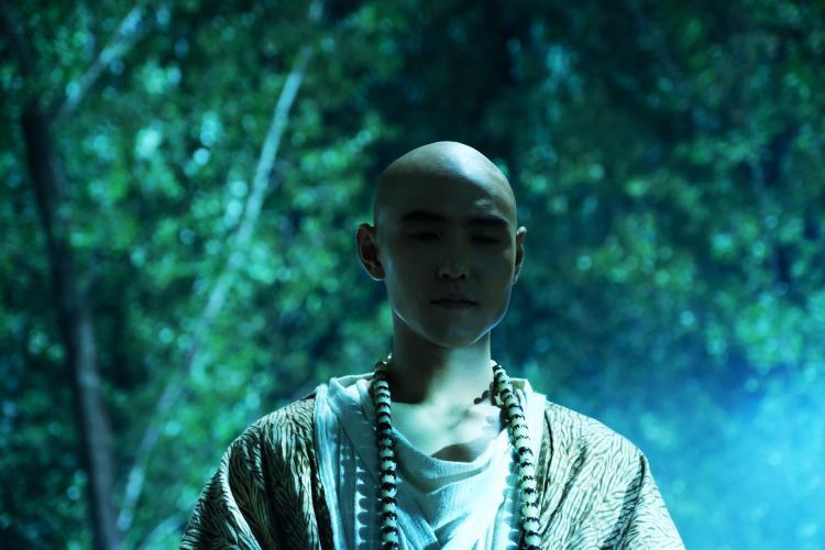 Nguyễn Kinh Thiên trong vai Viên Trắc