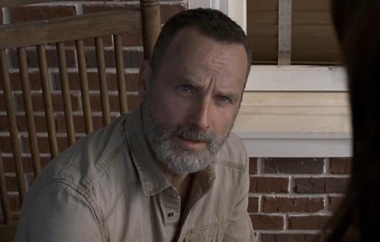 Rick Grimes lãnh đạo mọi người xây dựng liên minh con người mới.