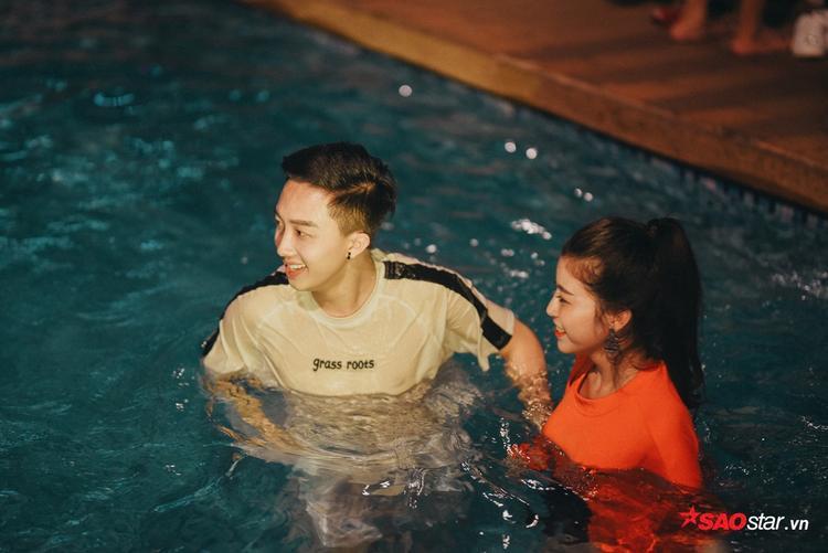 Trọn bộ khoảnh khắc chất phát ngất của dàn nam thanh nữ tú The Voice tại Pool Party