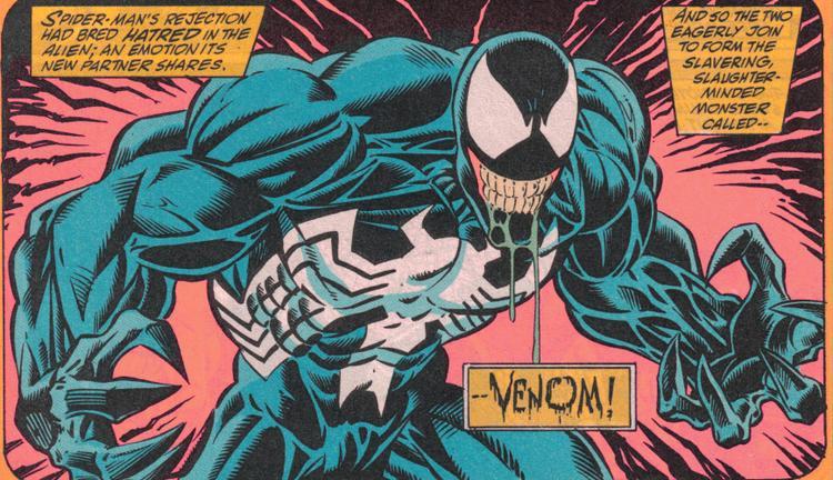Venom  kẻ thù người nhện hé lộ trailer mới, tiết lộ kẻ phản diện