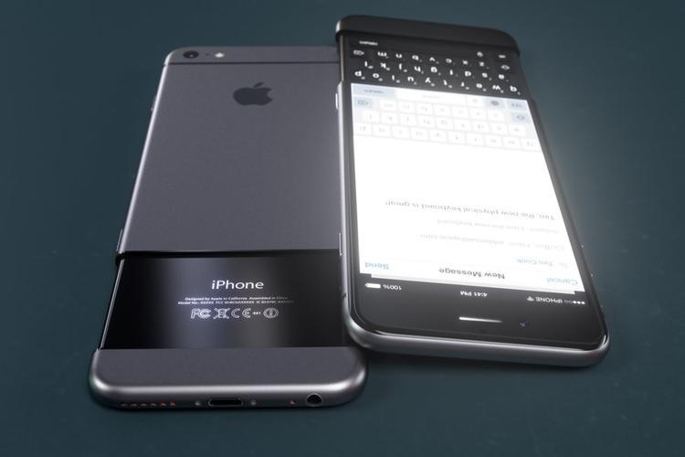 Kiểu bàn phím này làm nhiều người nhớ đến chiếc BlackBerry Priv.