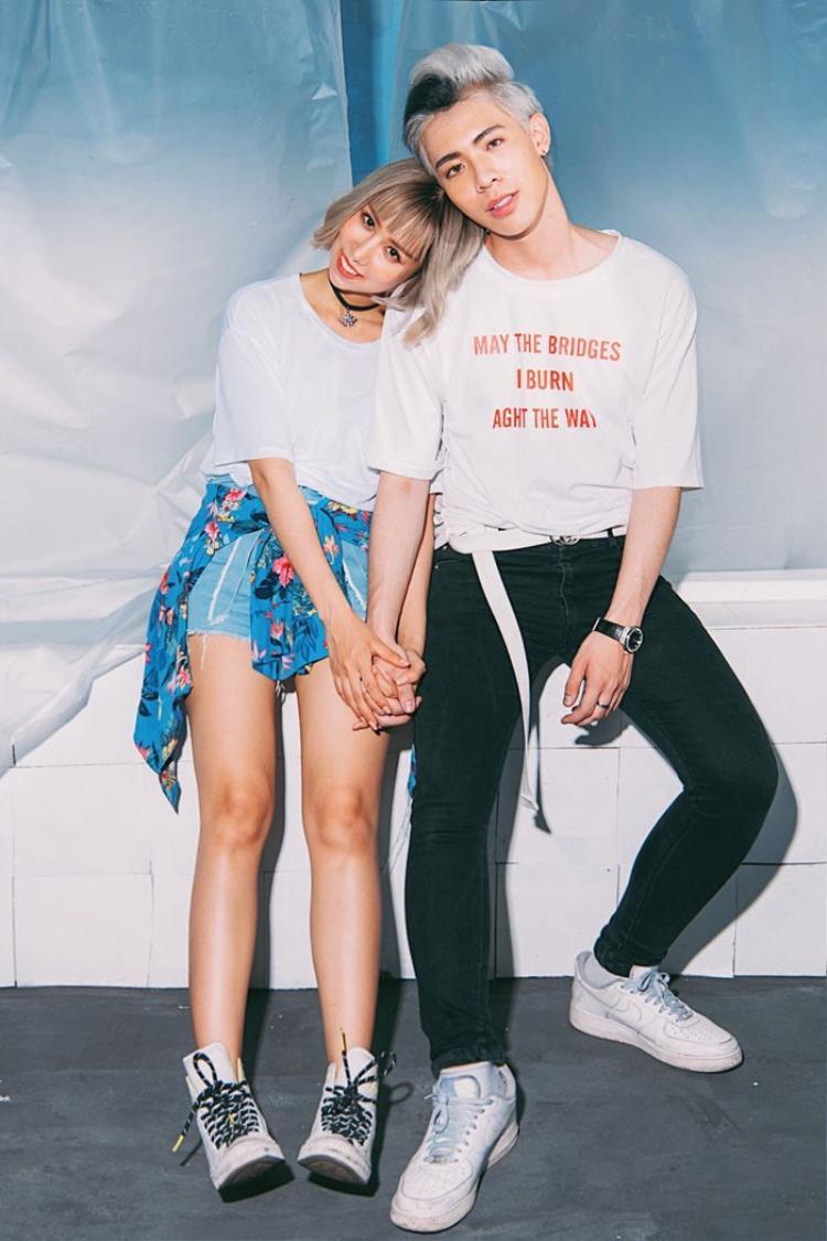 Cả hai là một trong những cặp song ca ăn ý nhất của showbiz Việt.