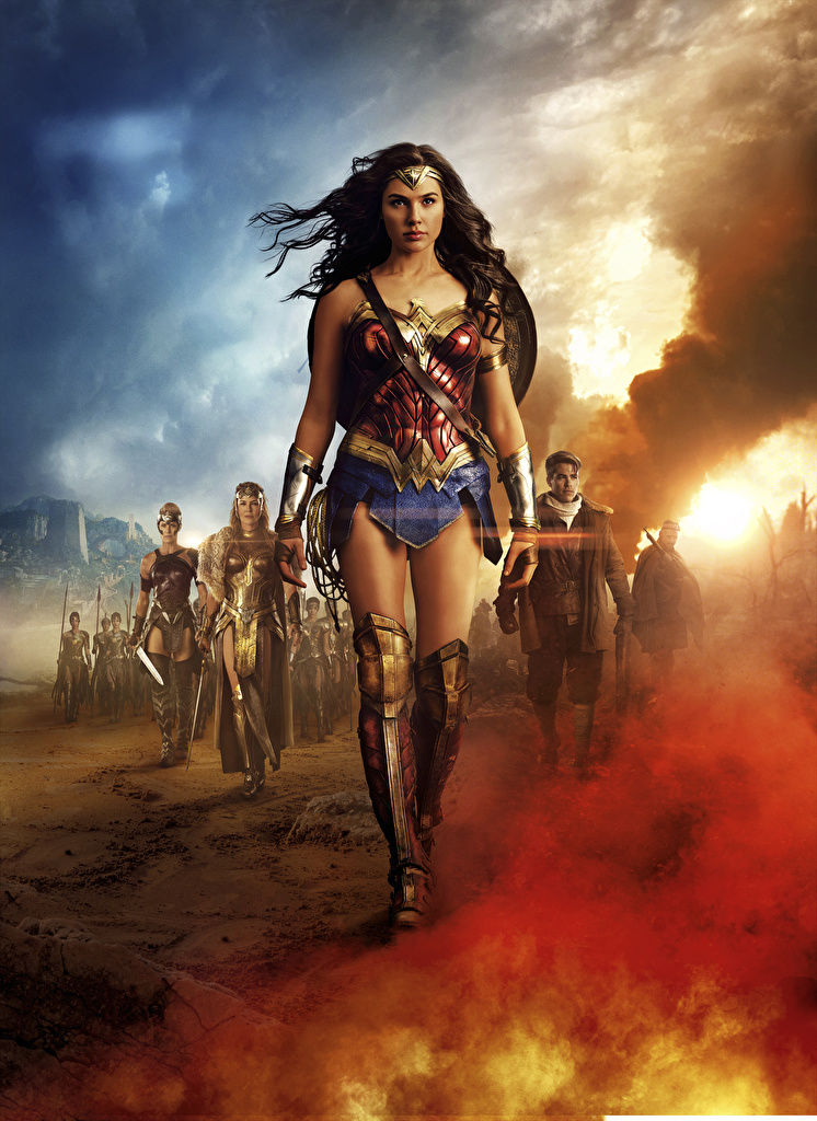 Wonder Woman 1984: Câu nói của nữ chính Gal Gadot khiến fan DC bất ngờ!