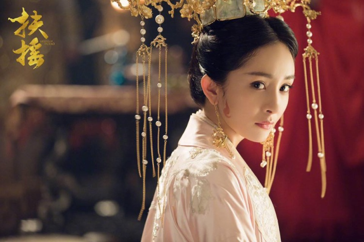 Dương Mịch vẫn giữ vững phong độ của nữ hoàng rating