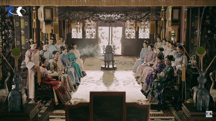 Xem phim Diên Hi Công lược tập 3  4: Phú Sát Hoàng hậu khôi phục oai nghi của một nhất quốc chi mẫu