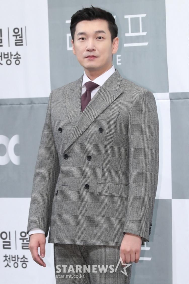 Cho Seung Woo.
