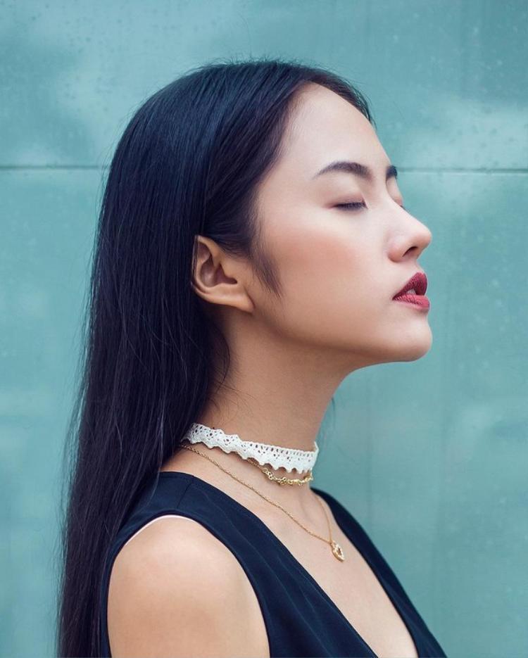 Cô nàng từng lọt vào top 10 hoa khôi áo dài sẽ là ứng viên Việt Nam duy nhất tại AsNTM năm nay.