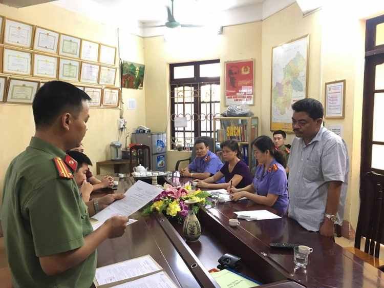 Vụ điểm thi cao bất thường ở Hà Giang: Bắt tạm giam 3 tháng Trưởng phòng Khảo thí và Kiểm định chất lượng
