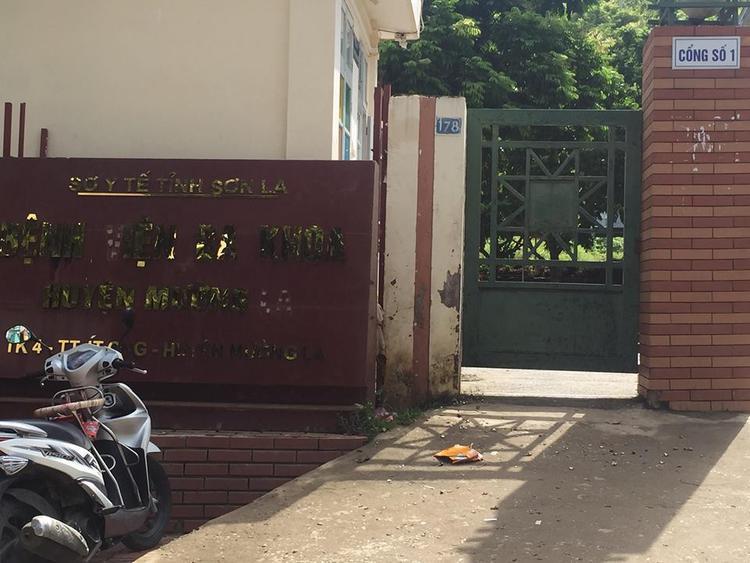 Bệnh viện đa khoa huyện Mường La.