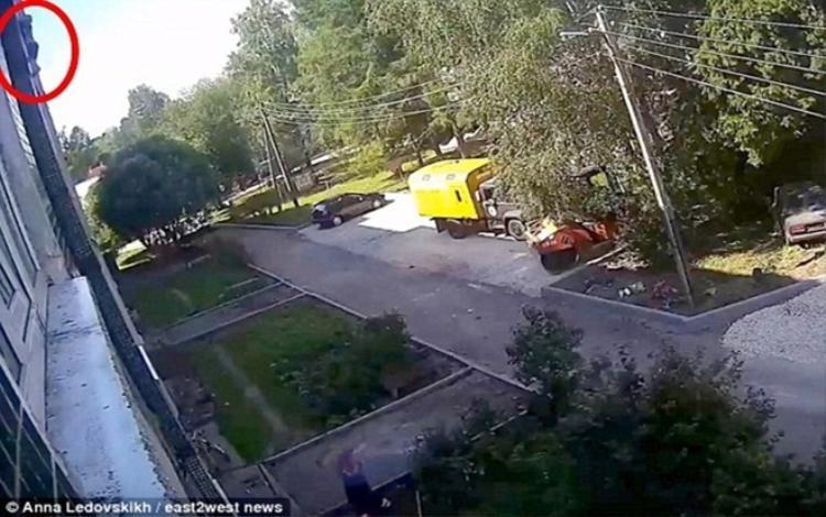 Câu chuyện diễn ra ở thị trấn Dzerzhinsk, Nga. Ảnh Dailymail.