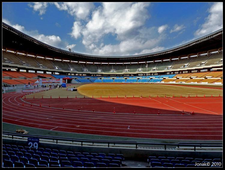 Sân vận động Olympic Seoul tại thủ đô Seoul