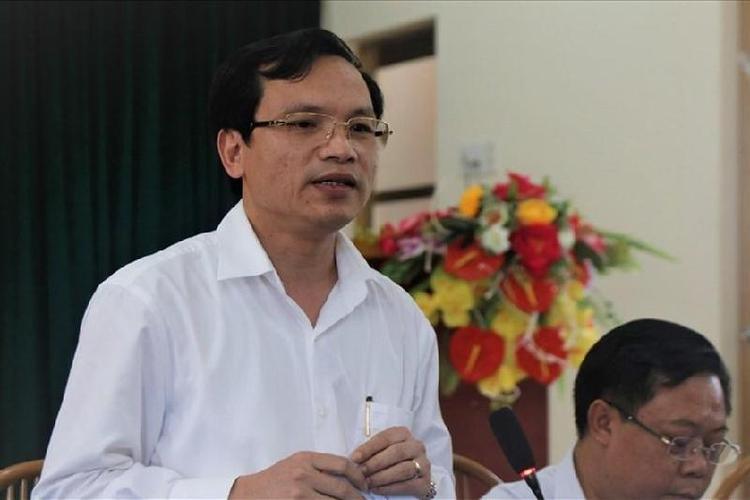 Ông Mai Văn Trinh - Cục trưởng Cục Quản lý chất lượng (Bộ GDĐT). Ảnh: Văn Phú/ VnMedia.