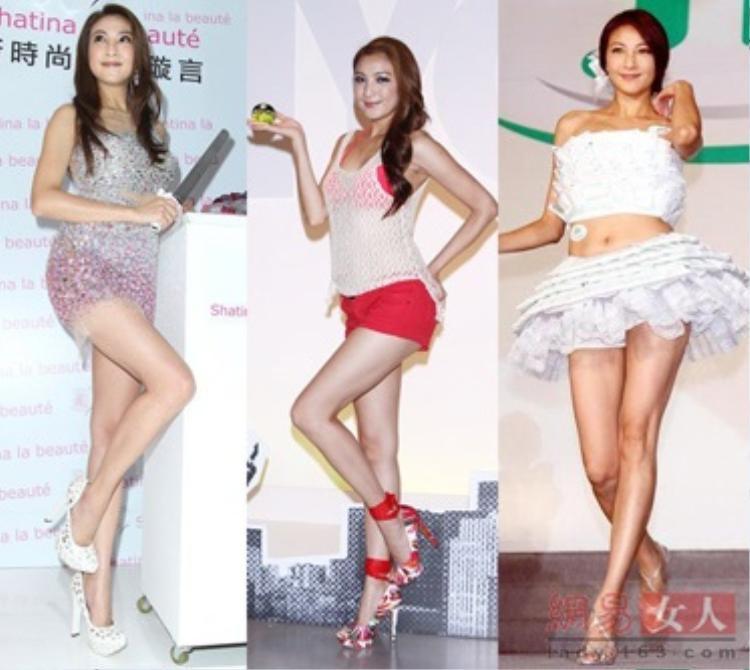 Trần Tư Tuyềncho biết, mỗi ngày cô đều dành ra ít nhất 1 tiếng để chăm sóc đôi chân của mình.