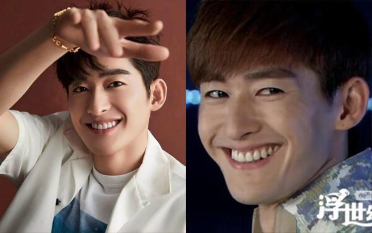 """Có ai """"say như điếu đổ"""" nụ cười hết cỡ của Trương Hàn không?"""