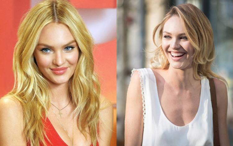 """Được ngưỡng mộ bởi vẻ ngoài xinh đẹp và thân hình bốc lửa nhưng khi """"thiên thần Victoria's Secret"""" Candice Swanepoel cười tươi thì lại """"mất điểm"""" trầm trọng."""
