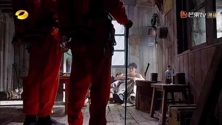 'Vườn sao băng 2018' tập 15  16: Đạo Minh Tự khỏa thân ôm Sam Thái ngủ