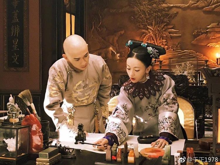 Sau Diên Hi công lược, Ngô Cẩn Ngôn và Nhiếp Viễn đóng phim thời Tần của Vu Chính, cạnh tranh Phạm Băng Băng