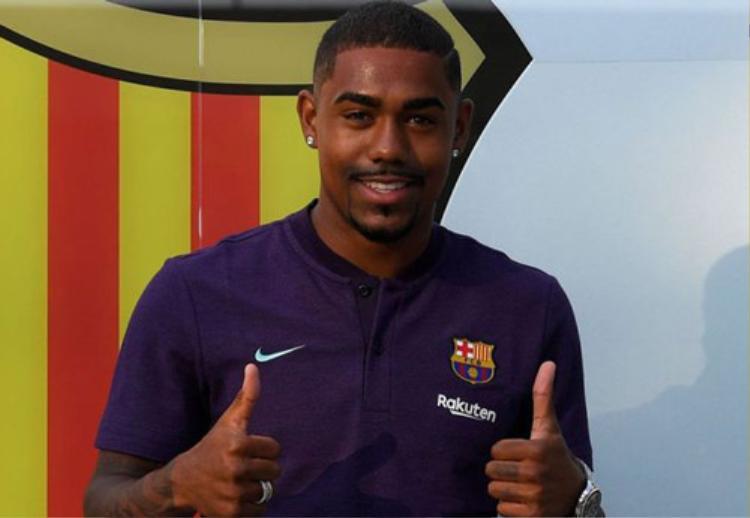 Malcom đã trở thành người của Barca.