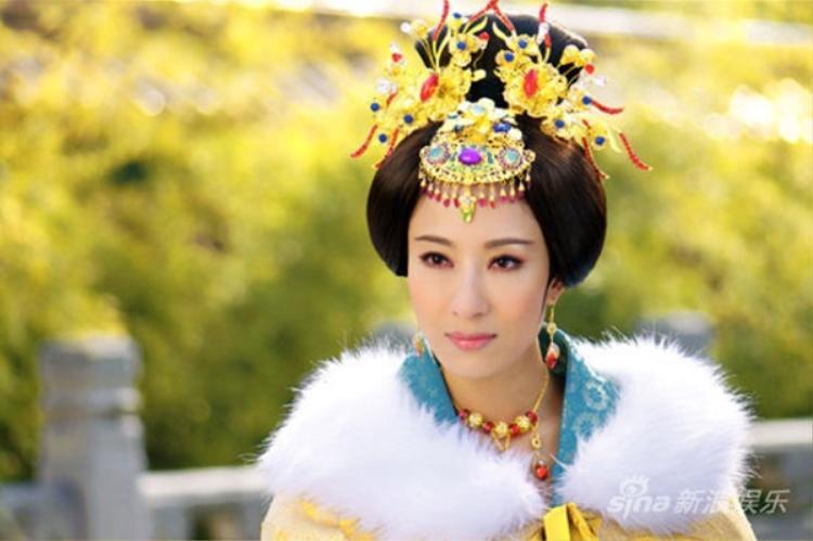 """Dương Di tạo dấu ấn với khán giả Đại Lục trong """"Quyền lực vương phi""""."""