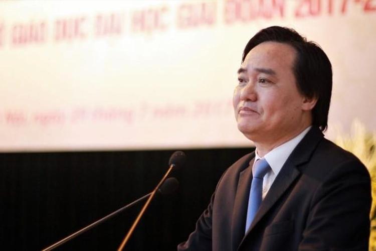 Bộ trưởng Phùng Xuân Nhạ nói gì về kỳ thi THPT quốc gia và sai phạm nghiêm trọng liên quan điểm thi bất thường ở Hà Giang, Sơn La?