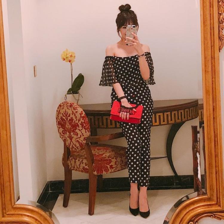 Ơn giời cuối cùng thì cũng được thấy Hari Won mặc đẹp chuẩn trend hot nhất hè 2018!