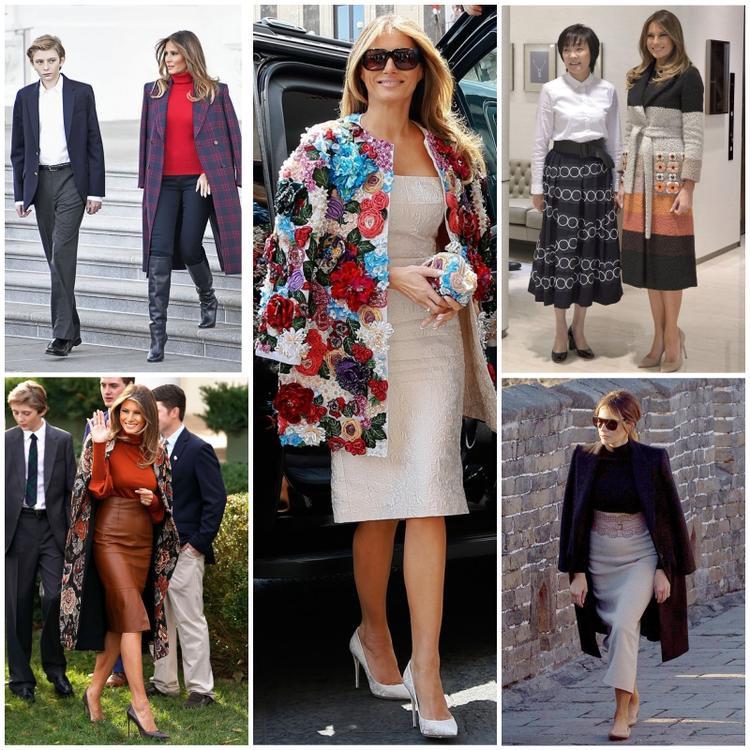 Melania Trump: Con đường từ chân dài kiệm vải đến tượng đài thời trang triệu người mê