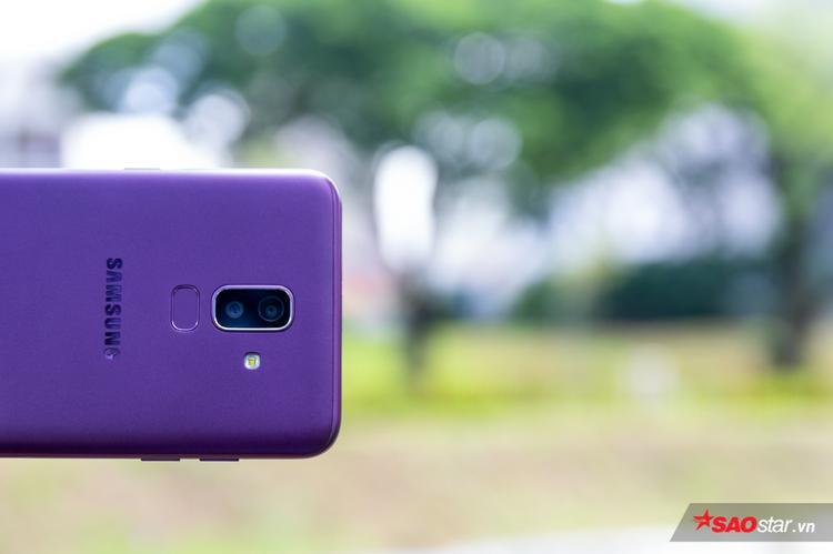Đánh giá chi tiết camera Galaxy J8: Bắt nét nhanh, selfie và chụp xoá phông tốt!