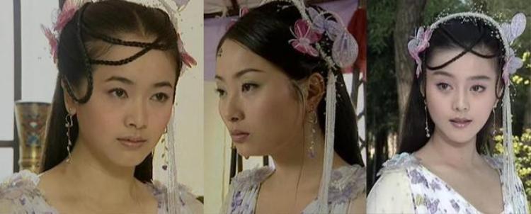 Từ kiểu tóc, phụ kiện hoa tai, đến quần áo cũng mang nhiều nét tương đồng.
