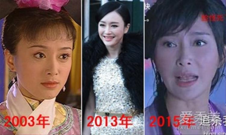 Phú Sát Hoàng hậu Tần Lam  nhân vật được mọi người yêu mến trong Diên Hi công lược
