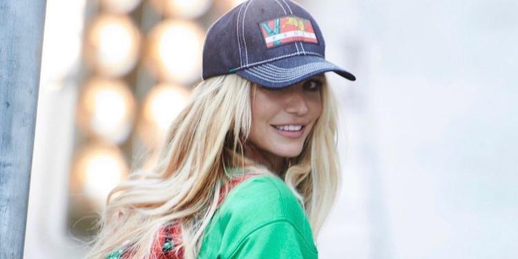 Tuy nhiên, Britney giờ đã vượt qua quá khứ đầy đau thương rồi nhé!