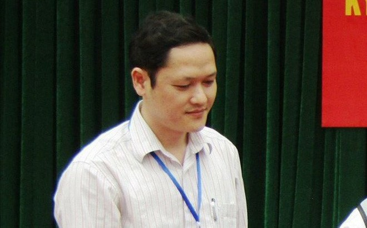"""Ông Vũ Trọng Lương cũng bị bắt vào ngày 20/7 vì đã trực tiếp """"phù phép"""" nâng điểm cho hơn 300 bài thi."""