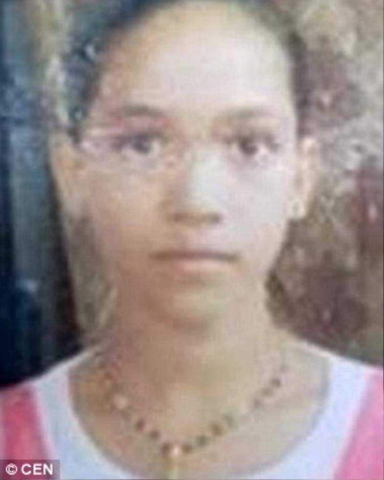 Laxmi Bai mới chỉ 19 tuổi khi bị cha nhẫn tâm thiêu sống. Ảnh: CEN