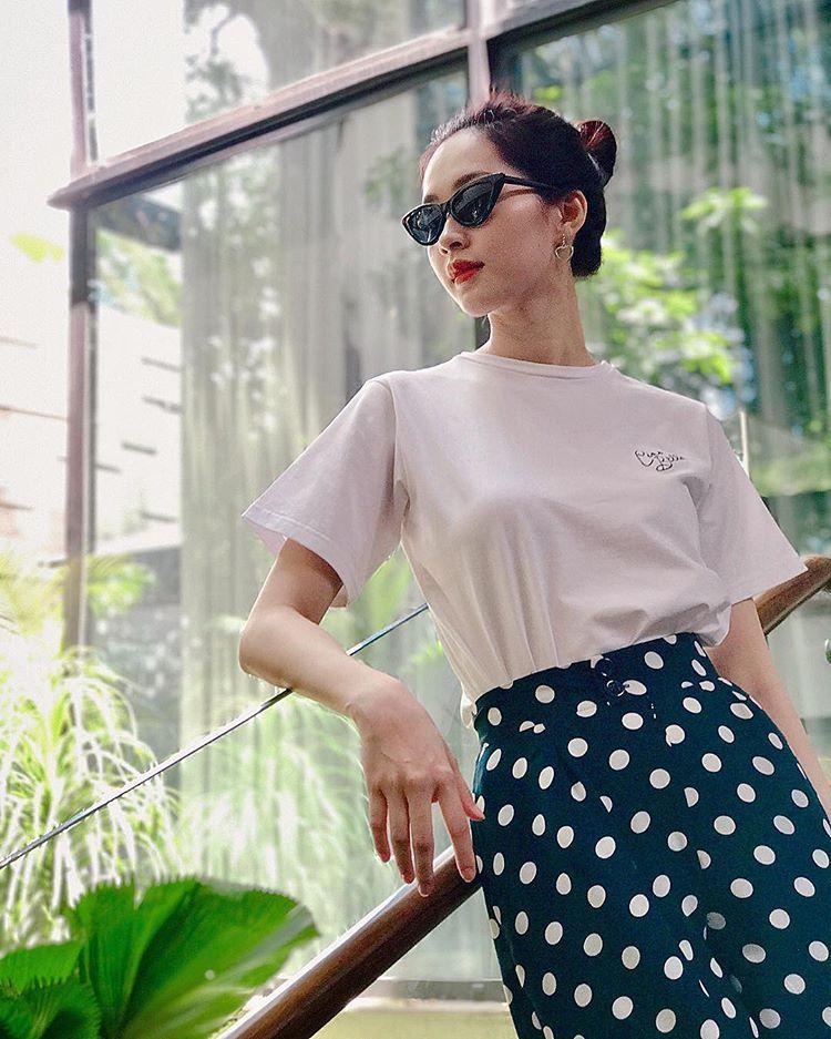 Hoa hậu Đặng Thu Thảo hé lộ bí quyết lấy lại vóc dáng thần tốc sau khi sinh con