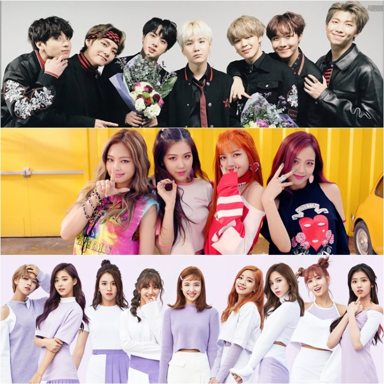 BTS, BlackPink, Twice không có sản phẩm góp mặt Top100 video xem nhiều nhất YouTube từ 2010-2017.