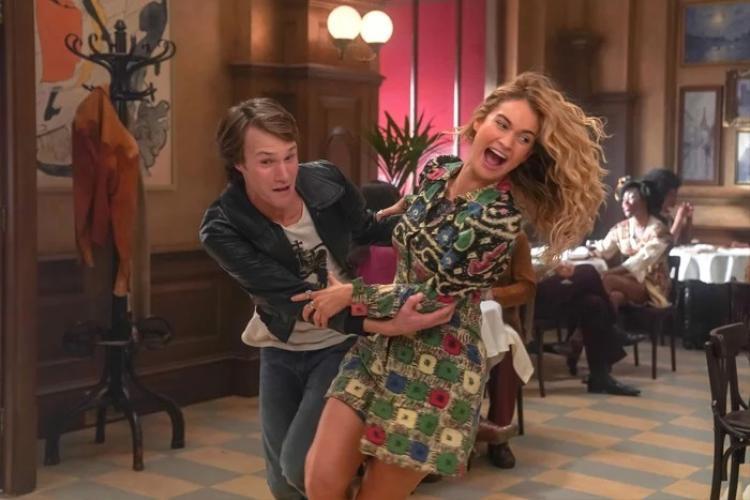 Harry là bước khởi đầu đầy tiếng cười trong chuyến hành trình của Donna.