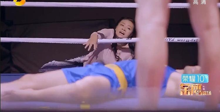 Ba Minh Thiên trong một lần thi đấu đã vô tình đánh chết người.