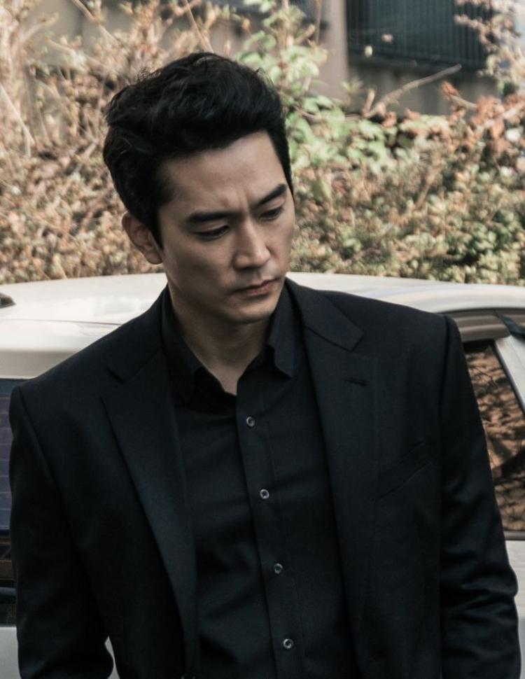 """Nam chính """"Trái tim mùa thu"""" - Song Seung Hun."""