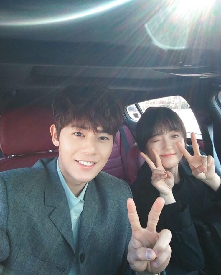 Vừa 'chia xa' L (Infinite), Go Ara rủ Kim Dong Joon (ZE:A) nhậu nhẹt  khán giả bất ngờ 'gọi hồn' Song Seung Hun