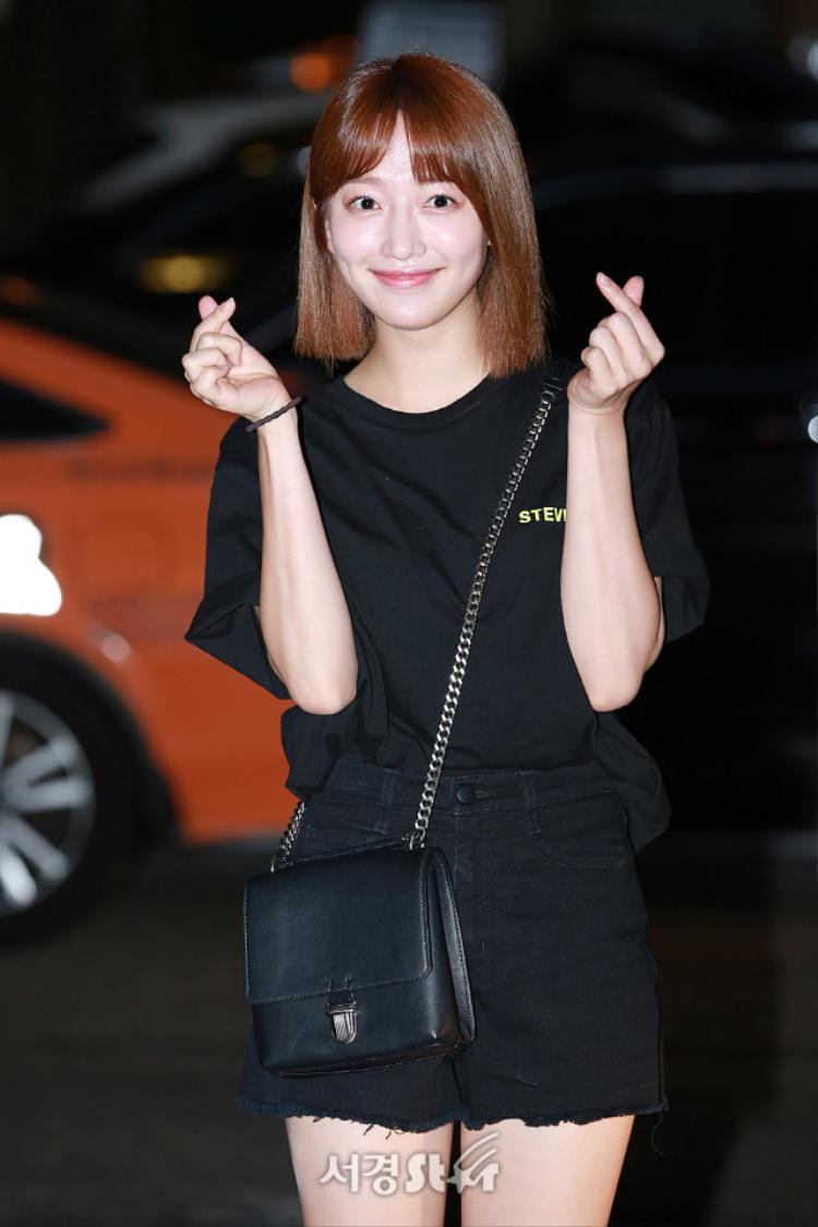 Pyo Ye Jin.