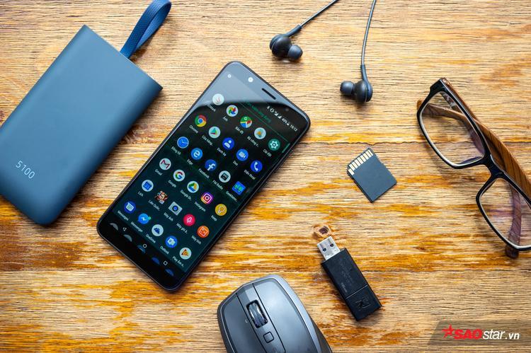 Đánh giá chi tiết Asus ZenFone Max Pro M1: Cấu hình tốt, ấn tượng với pin trâu!
