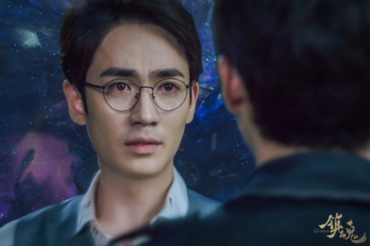 Thẩm Nguy - Triệu Vân Lan gặp nhau ở khoảnh khắc từ biệt cuối phim.