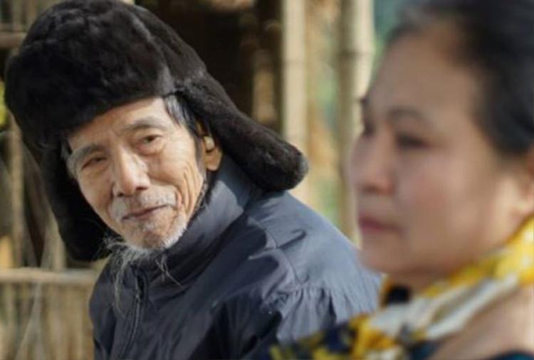 Nghệ sĩ Trần Hạnh gắn liền với hình ảnh người nông dân chất phác.