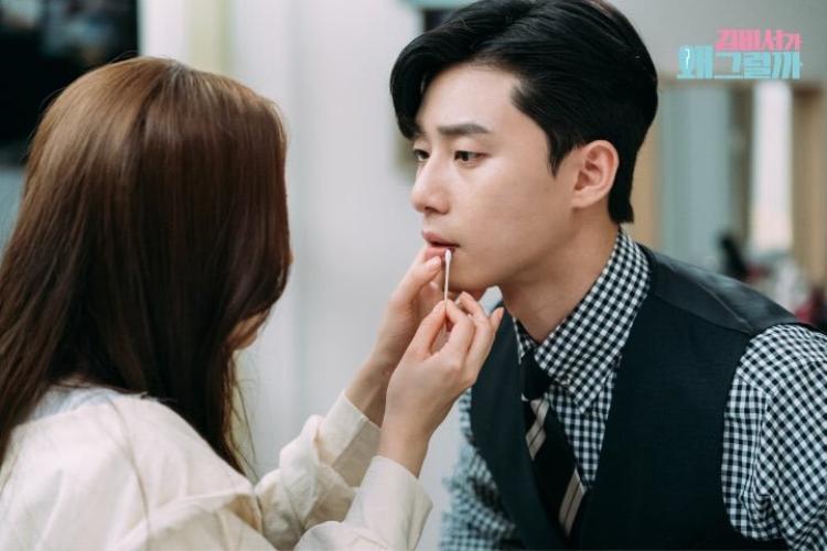 Young Joon cãi cọ với anh trai rồi tìm đến nhà Mi So.