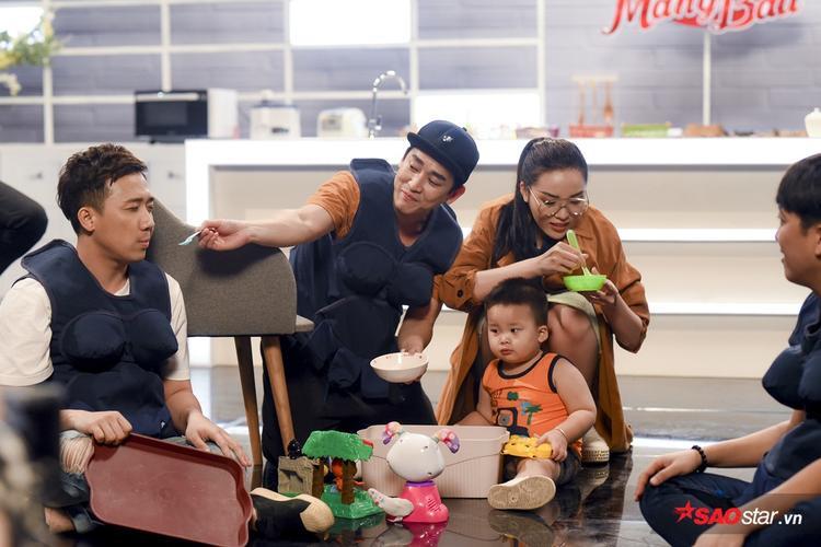 Nhiều khán giả tinh ý nhanh chóng nhận ra bé Đô cũng chính là 1 trong 3 em bé từng tham gia thử thách trong tập 3 Manbirth.