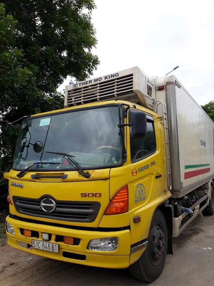 Hiện chiếc xe tải đang được bàn giao cho cơ quan chức năng tỉnh Quảng Bình.